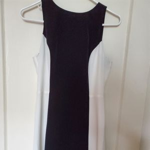 BB Dakota Black and White Dress Size 2